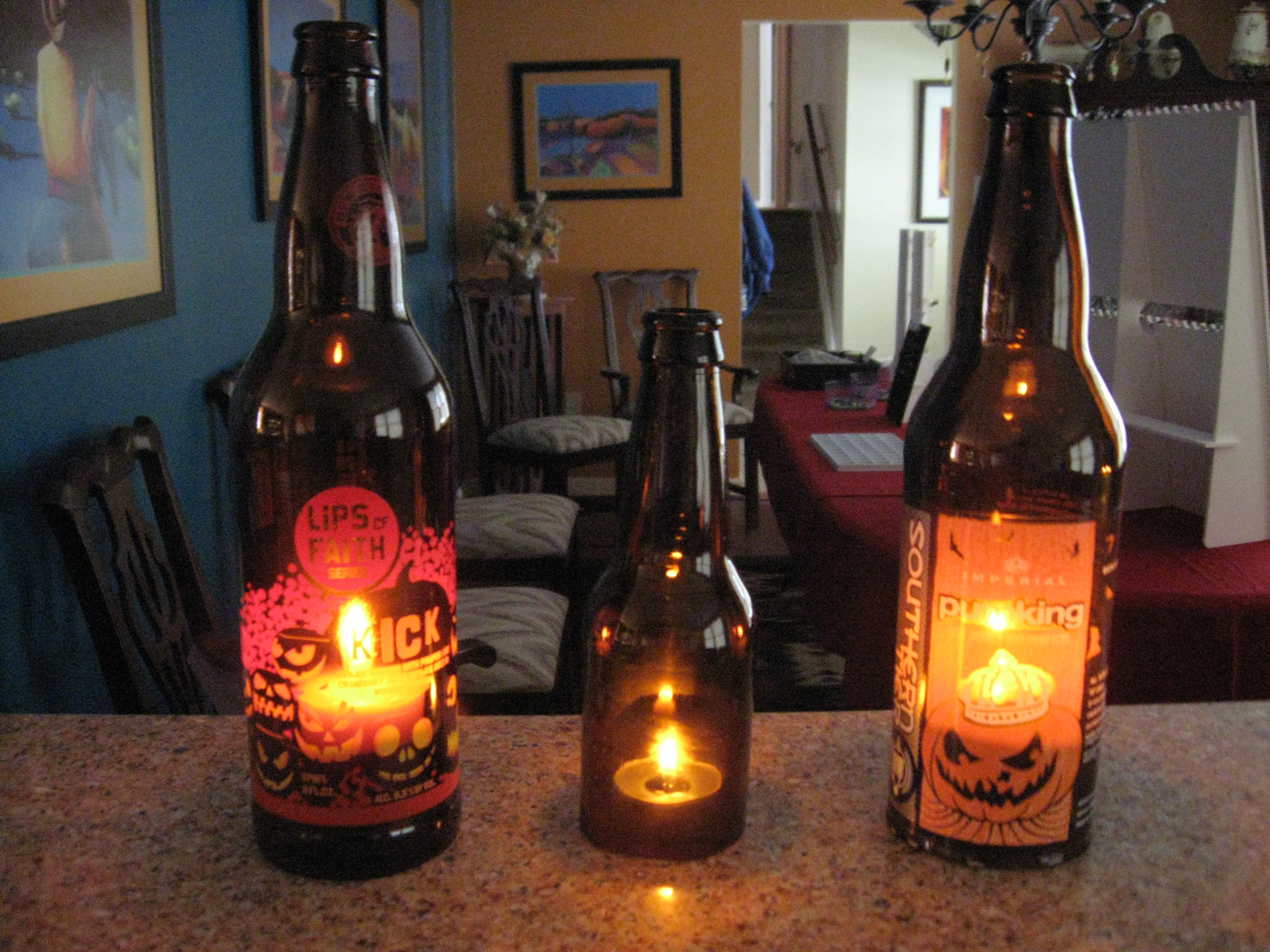 upcycled beer crafts cheers beers